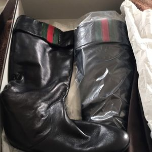 Brand New...Gucci Boots